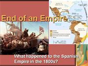 1-End of an Empire