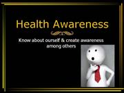 health awareness