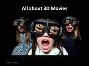 Sajoto 3D Movies