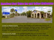 hotels in melbourne fl, melbourne fl motel
