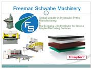 Die Cutting Boards by Frisylen for Better Die Cutting Results