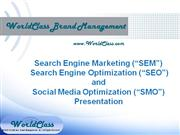 Search Engine Marketing Must For Online Business Growth