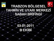 B EKIBI BRIFING  03.01.2011