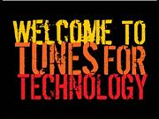 Welcome to Tunes