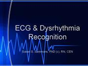 Copy of ECG  Dysrhythmia Recognition Fall 2010 for VISTA (1)