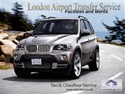 Facilities & Merits Airport Transfer Services In London