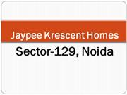 amazing jaypee krescent homes @ 9871851133, krescent homes, sector-129