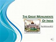 The Great Monuments