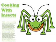 Cooking With Insects