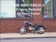 1969 bmw r60us/2 engine rebuild