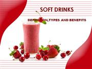 Soft drinks ppt