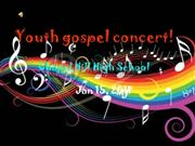 nc youth concert