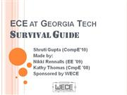 ECE Survival Guide