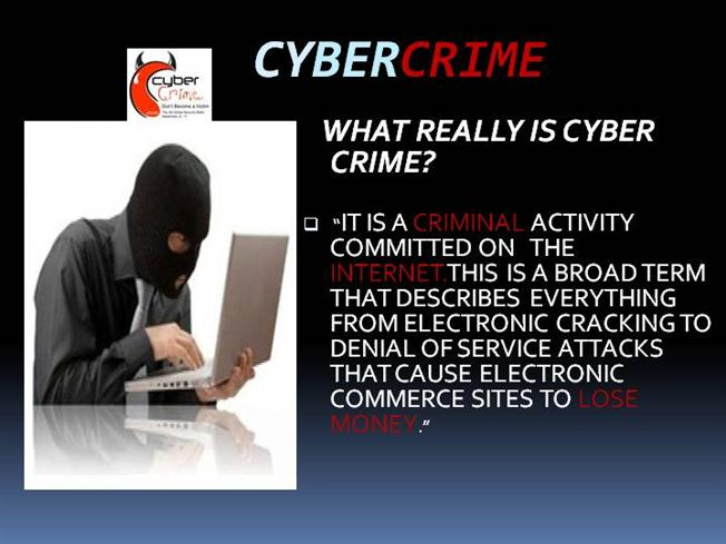 cyber crime ppt |authorstream, Powerpoint templates