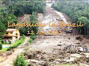 Landslides in Brazil -Jan 2011