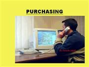 scm purchasing ppt