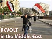 Revolt in the Middle East - EGYPT/TUNISIA/ALGERIA