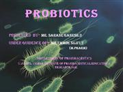 probiotics: a review