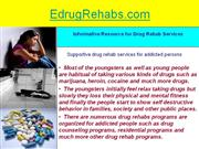 how to find drug rehabs services programs