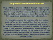 Overcoming Addictions Guide