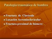 Fractura Clav[1].-Hombro (PPTshare)