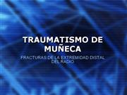 FRACTURAS DE MUECA (PPTshare)