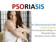 psoriasis and physiotherapy