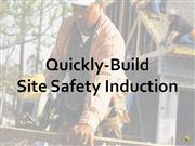 Site Safety Induction