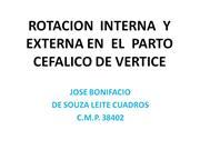 rotation external childbirth