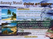 online art gallery , artist websites, art directory, art school direct