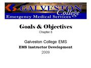 Goals & Objectives_Ch8