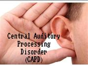 Central Auditory Processing Disorder(CAPD)