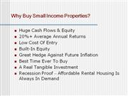 Invest In Cash Flow Properties