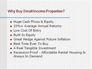 Cash Flow Property Introduction