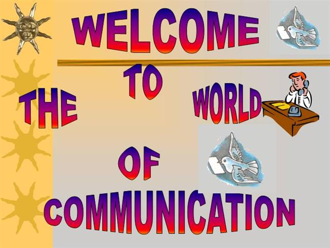 Types of Communication |authorSTREAM