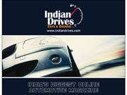Indian Drives Cars and Beyond