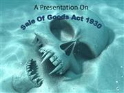 25905220-Sale-of-Goods-Act-1930-Presentation