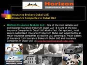 Horizon Insurance Brokers LLC - Premier Insurance Brokers in Dubai UAE