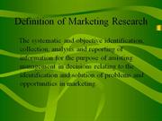 Lecture_3_(Nature_of_marketing_research) ppt