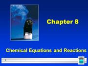 Dressen-Describing Chemical Reactions