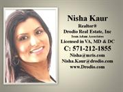 Real Estate Agent in Virginia, Maryland & DC