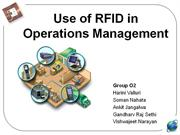 use of rfid in operations management