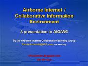 airborne internet