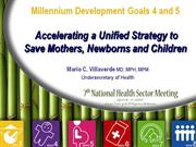 5- Maternal and Child Health MCV edited
