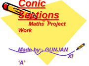 conic sections 1