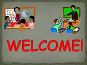 First Day of School Classroom Management - WELCOME!