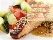 try these fish fillet recipes