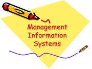 Management Information Systems- 11