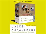 Introduction to Sales Management