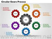 Gears Proces Graphical Image